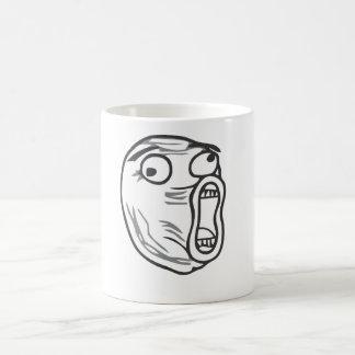 LOL Face Coffee Mugs