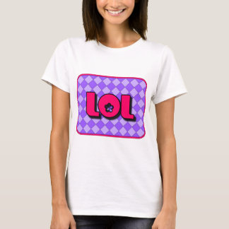 LOL Fitted T-shirt