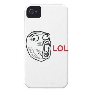LOL iPhone 4 Case-Mate PROTECTOR
