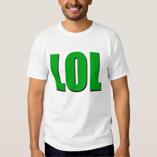 LOL green T Shirt