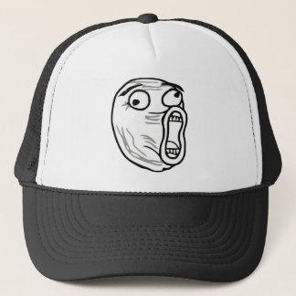 lol-guy large trucker hat