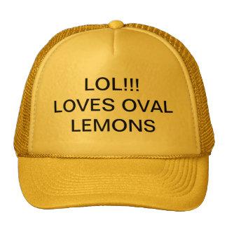 LOL!!! TRUCKER HAT