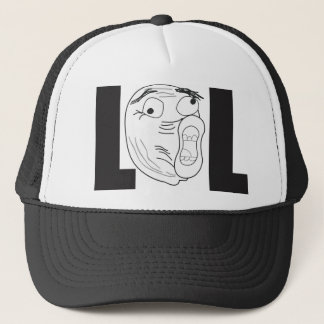 Lol Hat! Trucker Hat