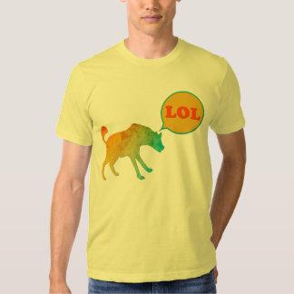 LOL Hyena Shirt