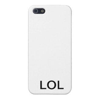 LOL iphone 5 case