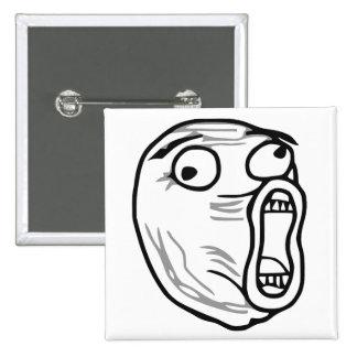 LOL Laugh Out Loud Rage Face Meme Button