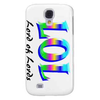 LOL Lord of Lords Christian gift design Samsung Galaxy S4 Case