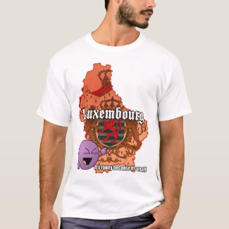 lol Luxembourg T-shirt shirt