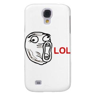 LOL Meme Samsung Galaxy S4 Covers