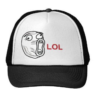 LOL meme face Trucker Hat