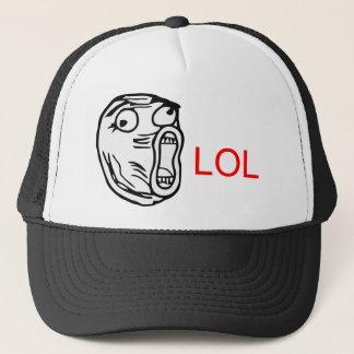 LOL - meme Trucker Hat