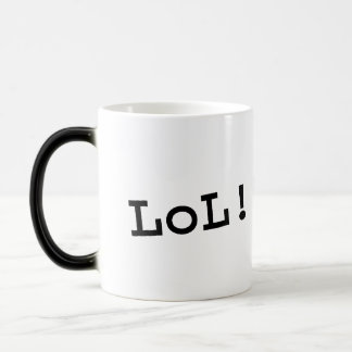 LOL Morphing Mug