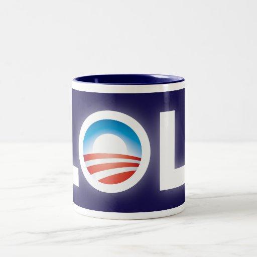 LOL Obama Mug