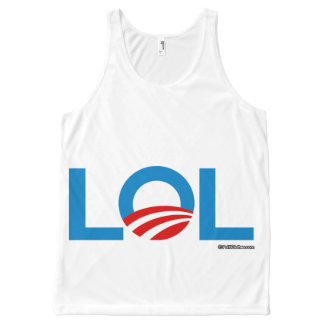 LOL - Politiclothes Humor -.png All-Over Print Tank Top