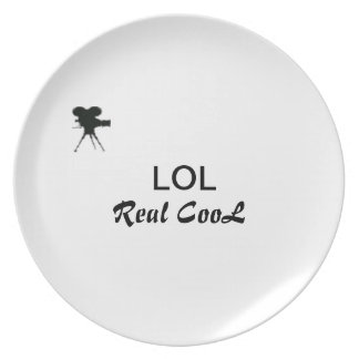 LOL Real CooL Plate