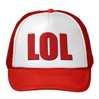 LOL red Trucker Hat