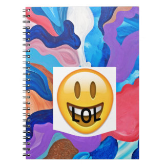 LOL Rooster Notebook