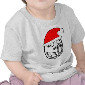 LOL Santa - meme del Internet de Navidad Camiseta
