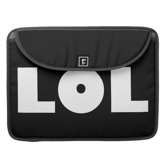 LOL SLEEVE FOR MacBook PRO