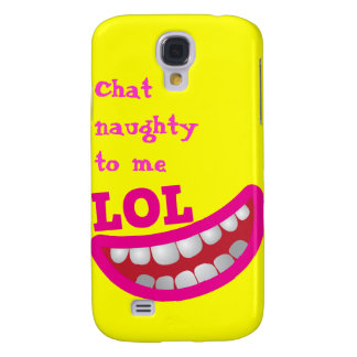 lol smiles laughter smile and s galaxy s4 cover