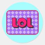 LOL Sticker