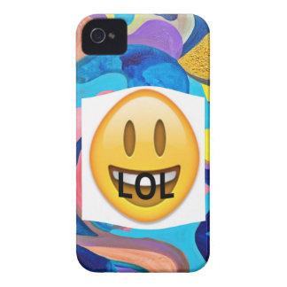 LOL Sun iPhone 4 Cover