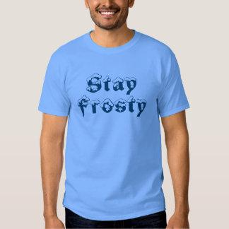 "LOL T-shirt: ""Stay Frosty"" (blue) Tee Shirt"