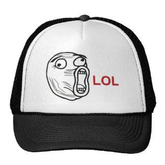 LOL TRUCKER HAT