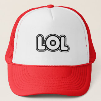 LOL TRUCKER HAT