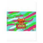 LOL Warrriorcats Tarjeta Postal