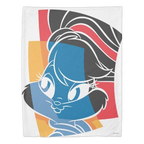 Lola Bunny Expressive 4 Duvet Cover
