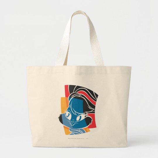 Lola Bunny Expressive 4 Large Tote Bag