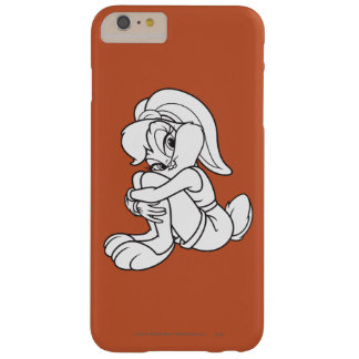 Lola Bunny Flirty Barely There iPhone 6 Plus Case