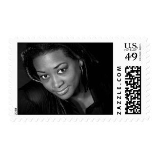 Lola Gulley R & B and Soul Singer Postal Stamp
