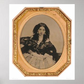 Lola Montez (1818-1861).  (40015) Poster