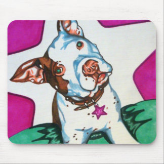Lola Poster Mouse Pad