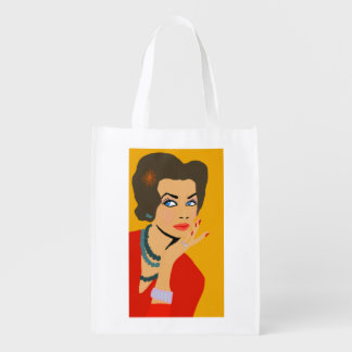 Lola Reusable Grocery Bag