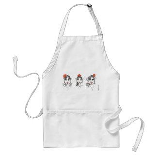 lolas adult apron