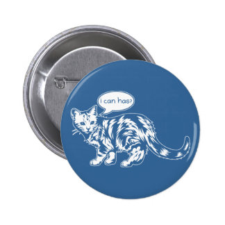 lolcat - i can has? button