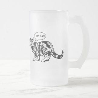 lolcat - i can has? coffee mugs