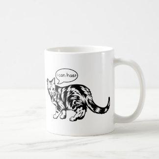 lolcat - i can has? mugs