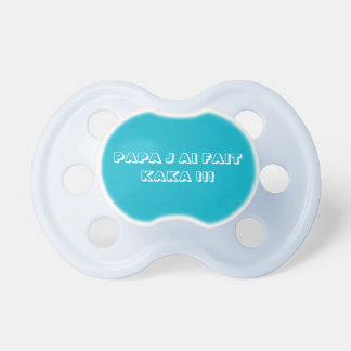 Lolette for the moms BooginHead pacifier