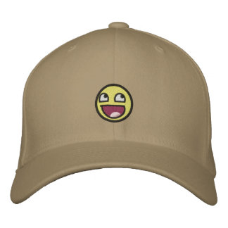 Lolface Embroidered Hat