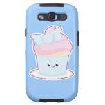 Loli Cupcake Galaxy SIII Cases
