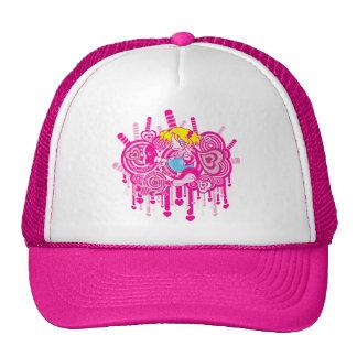 Lolipop_Candy Trucker Hat