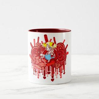 Lolipop_Candy Two-Tone Coffee Mug