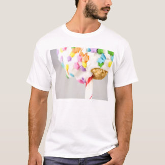 Lolipop Cookie With Sprinkles T-Shirt