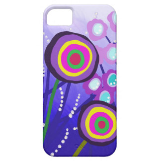 Lolipop Flowers iPhone 5 Carcasas