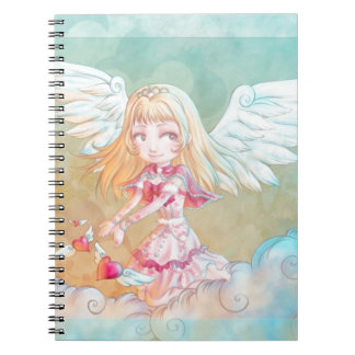 Lolita Angel Libro De Apuntes Con Espiral