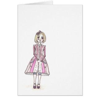 lolita greeting card